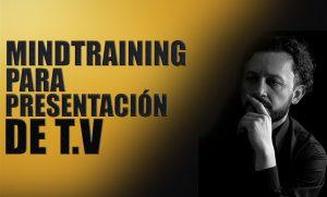 Mindtrainin para presentación de tv