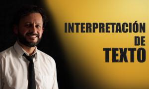 INTERPRETACION DE TEXTO